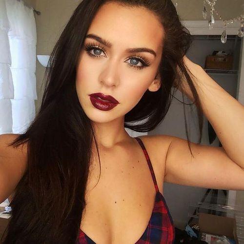 maquillaje baddie