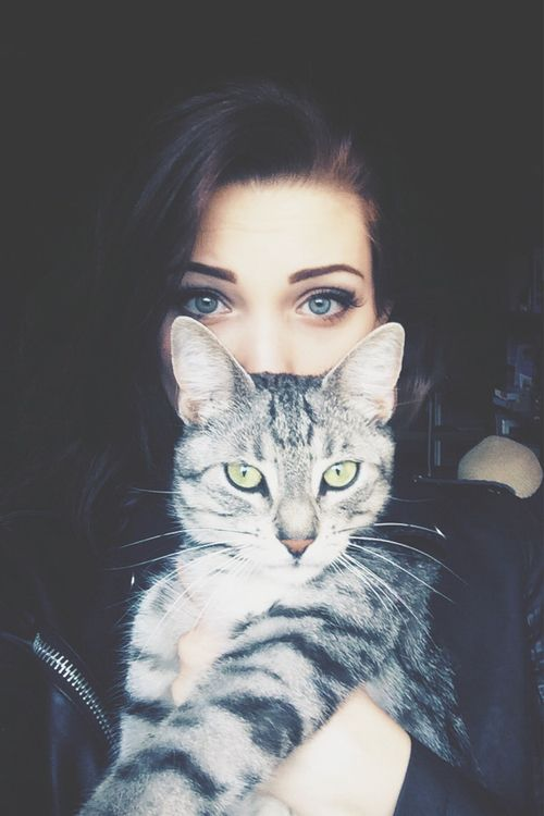 mascota selfie
