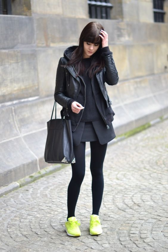 outfits con negro