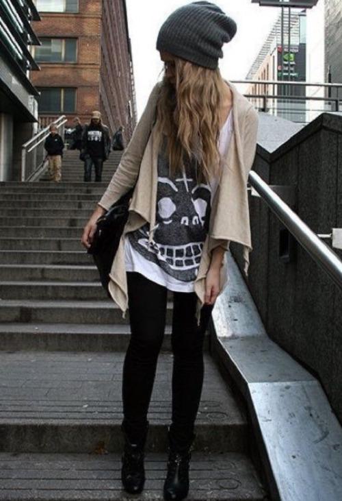 rock vestir