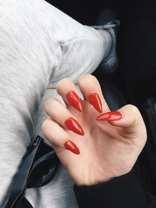 rojo naranja