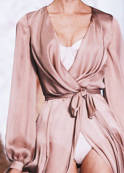 rose gold chic color