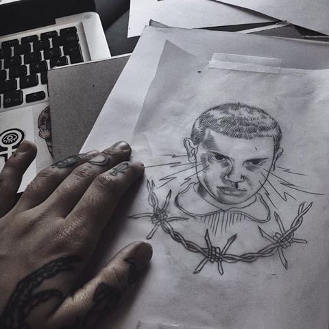 tatuajes stranger
