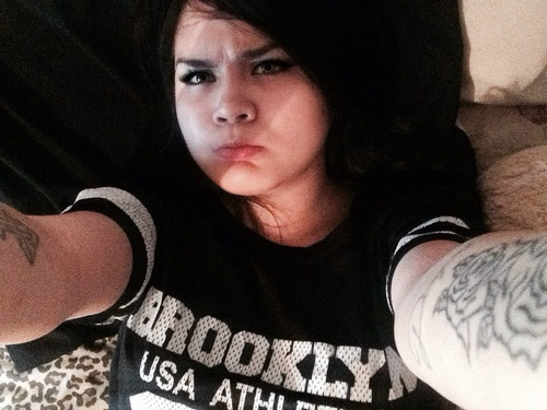 angry-selfie