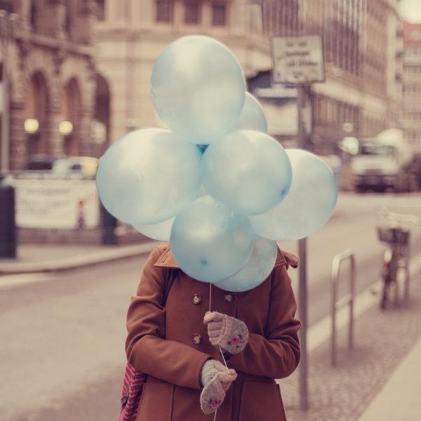 artistic balloon