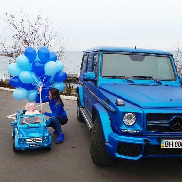 azul-carro
