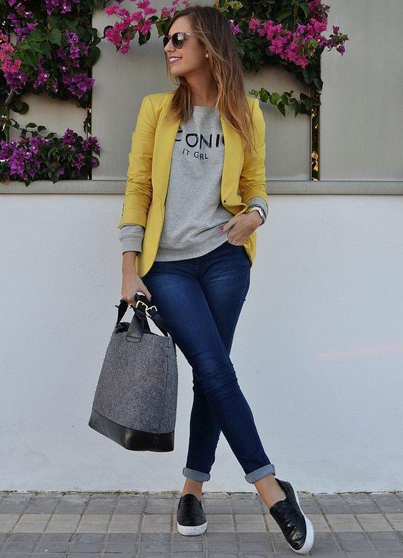 blazer-amarillo