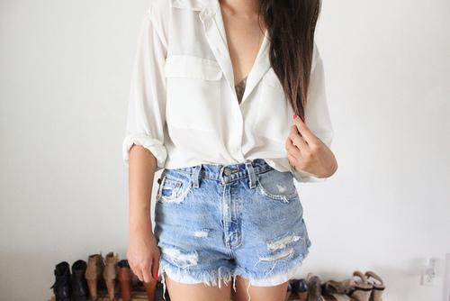 camisa y short