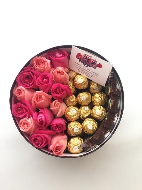 chocolatesyflores
