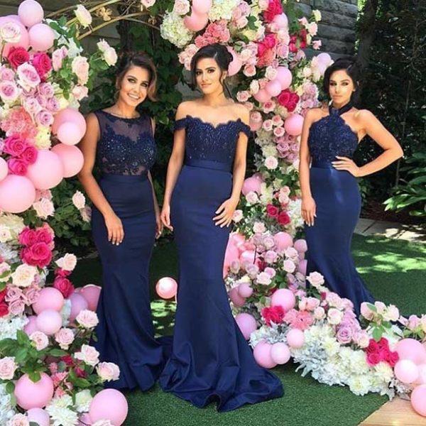 dama-de-honor-vestido-azul