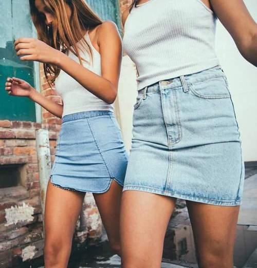 denim-mini-skirt