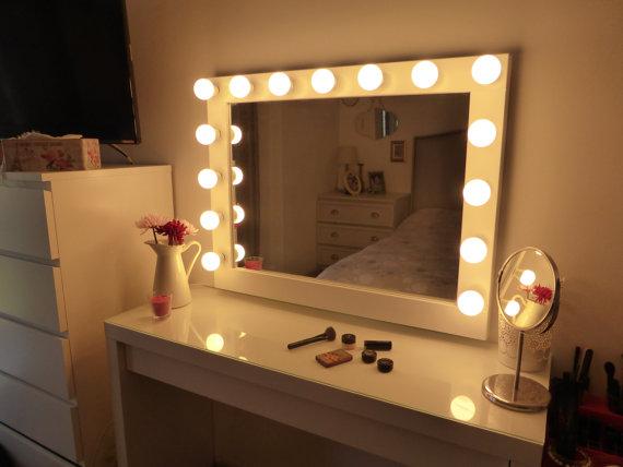 Espejos que tu diva interna necesita - Espejos con luces ...