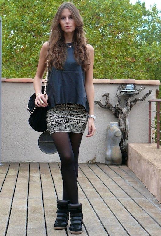 falda-con-wedge