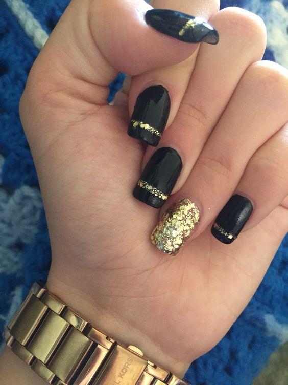 gold-nail