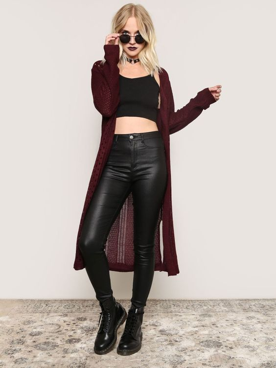 grunge-outfit-chic