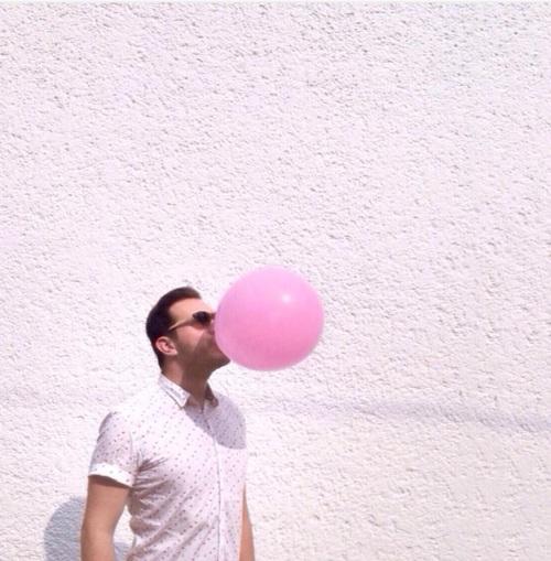 gum balloon