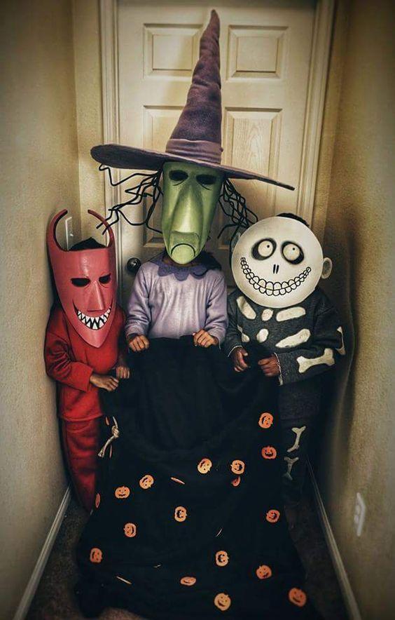 20 Disfraces de Halloween para los ms peques de la familia