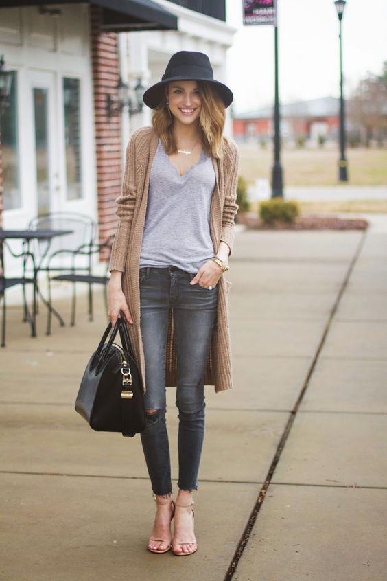 jeans-cardigan