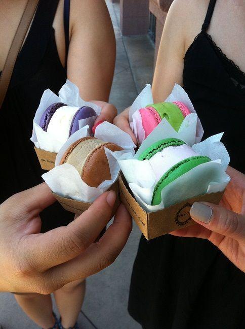 macaron-helado