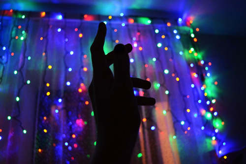 mano-luces