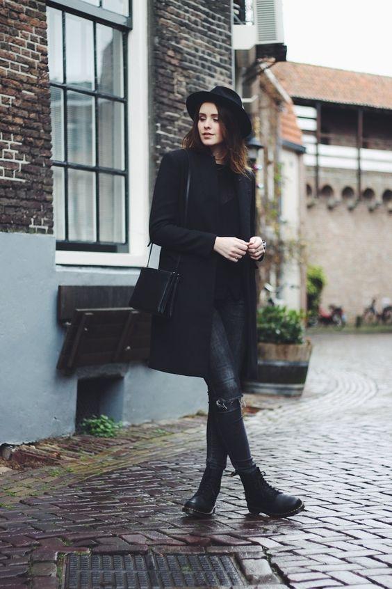 15 Outfits con botas Dr. Martens para tu día a día