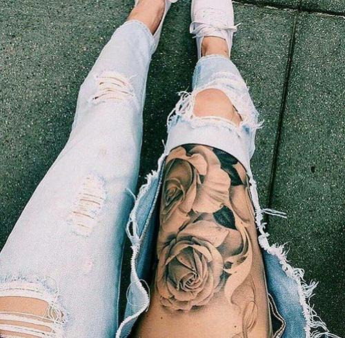 muslo-tatuaje
