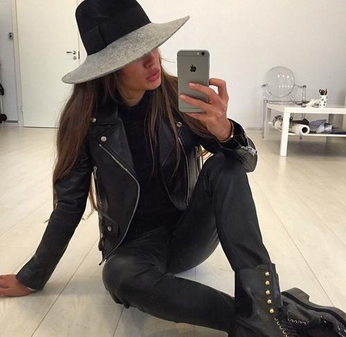 negro-sombrero