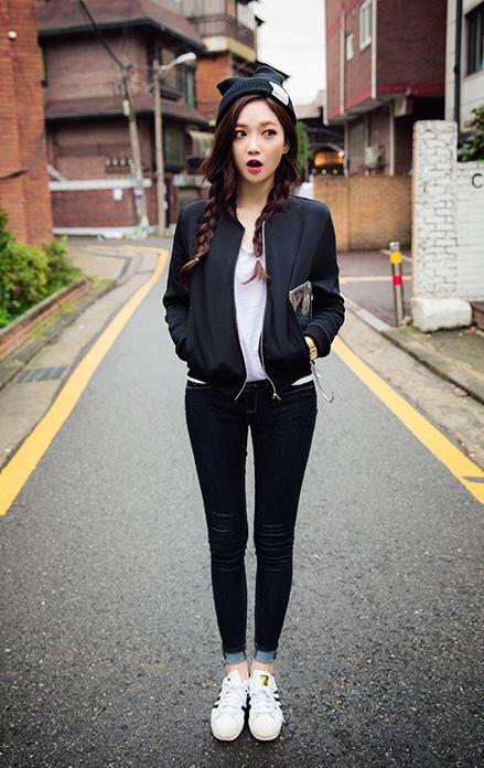 outfits-koreanos-mujer