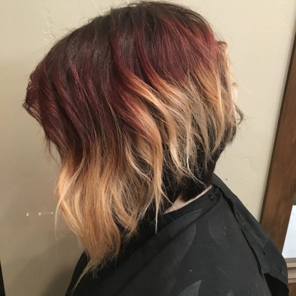 short-red-to-blonde