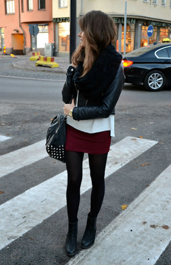 short-skirt-outfit