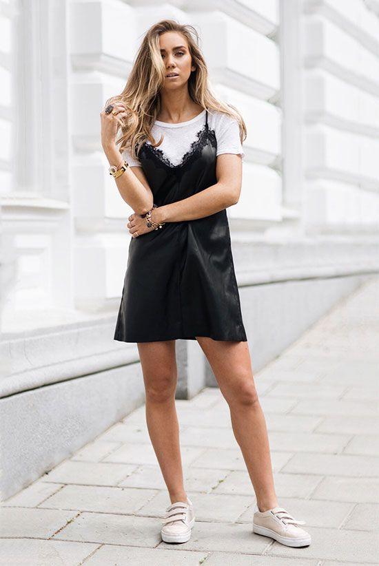 Ideas Para Usar Tus Blusas Con Tus Vestidos Favoritos