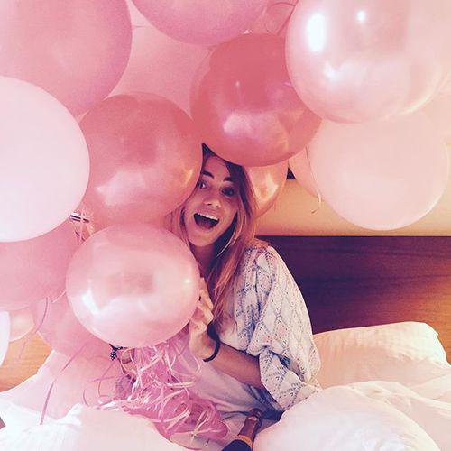 surprise balloon