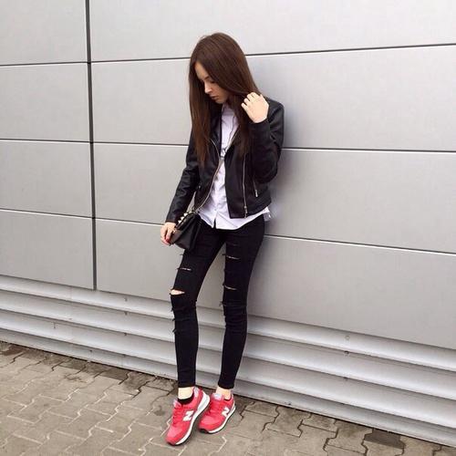 Outfits para cuando no sabes ni quu00e9 ponerte para ir a la escuela