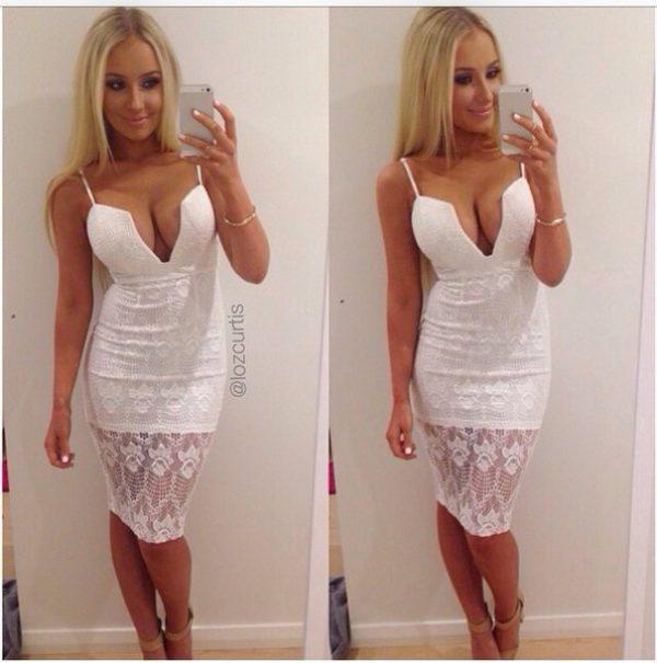 vestido-con-escote-blanco