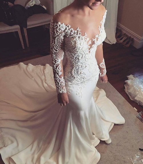 vestido-novia-lindo