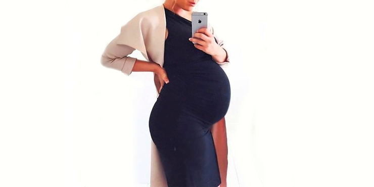 Formas Sexys De Usar Vestidos Mientras Estás Embarazada