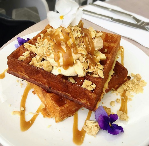 waffle-helado