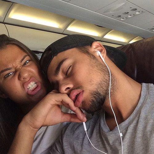 avion-selfie