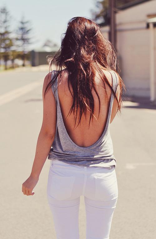 back-cleavage