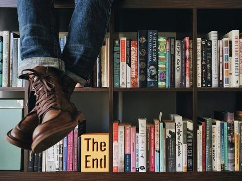 books-man