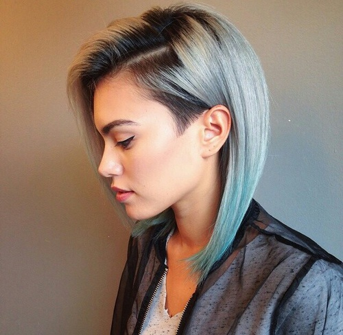 Falso crecimiento en pelo corto