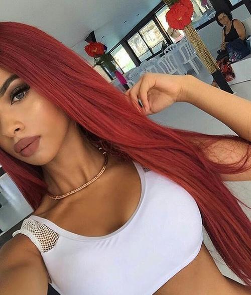cabello-rojo-chic
