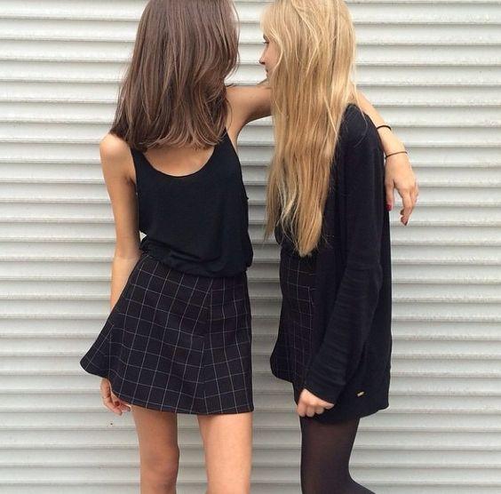 chicas-pose-amigas
