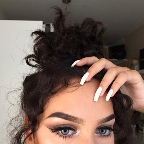 curly-bun