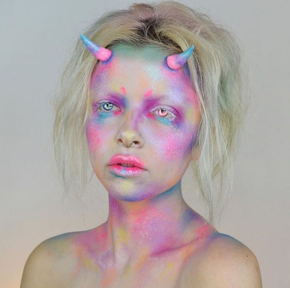 diablita-maquillaje