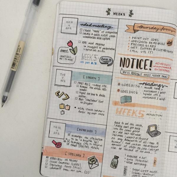 diarios-y-tareas-chic