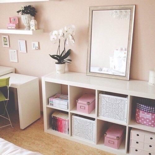 18 ideas sencillas para decorar las paredes de tu rec mara for Chambre we heart it