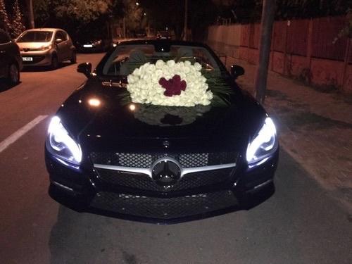 flores-carro