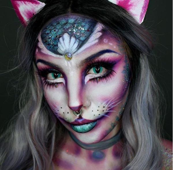 Maquillajes de Halloween que me hara si pudiera