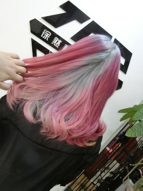gris-y-rosa-hair
